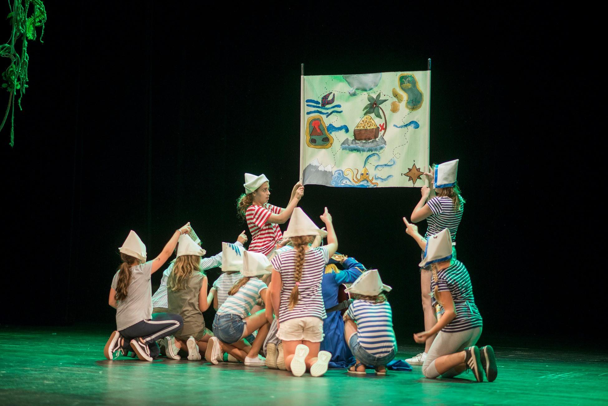 djp, deti, divadlo, kultúra, predstavenie
