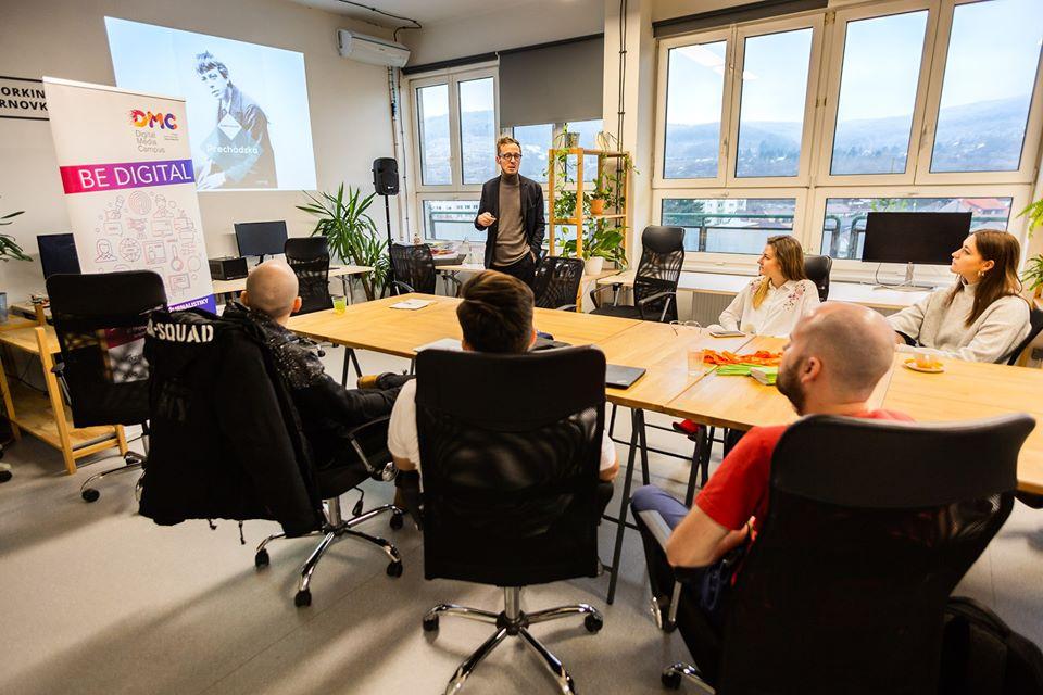 digital media campus stretnutie