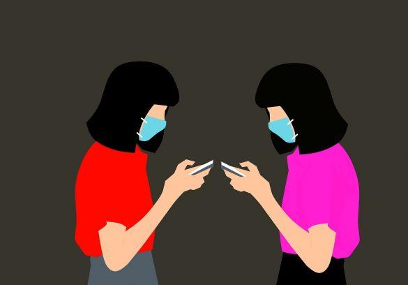 sociálne siete a karanténa