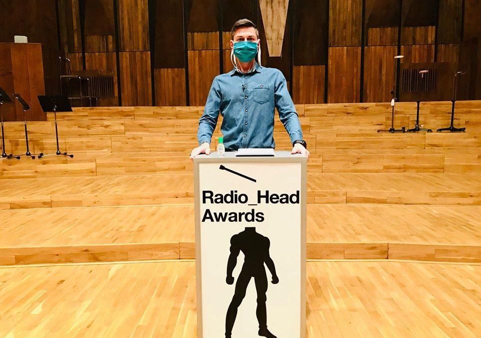 Bez divákov a v rúškach. Aj takto vyzeral 12. ročník odovzdávania hudobných cien Radio_Head Awards