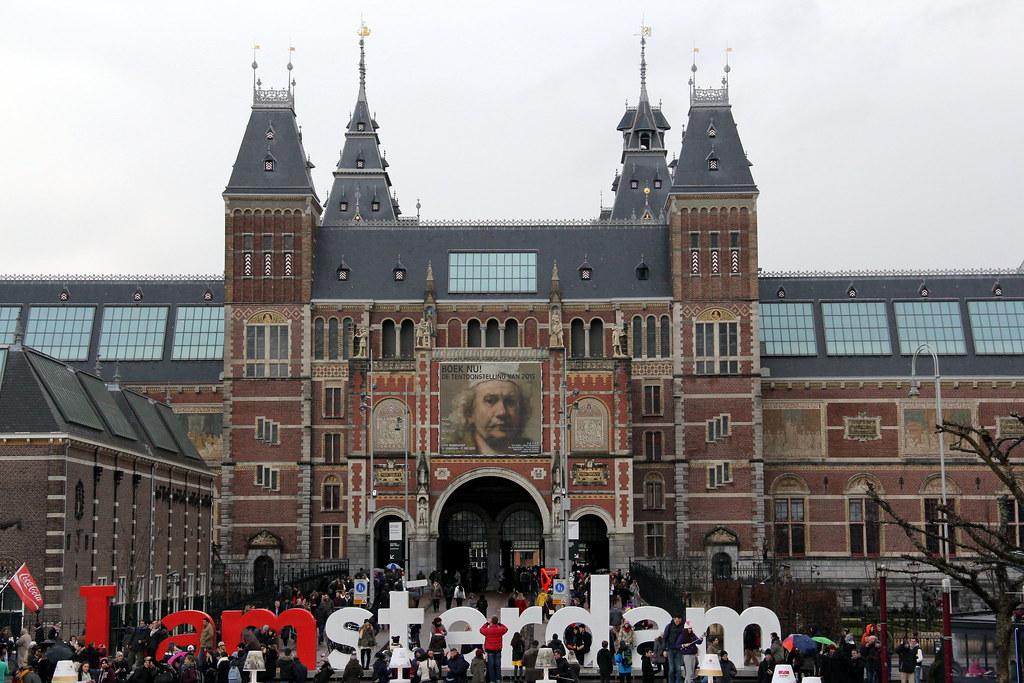 atteliér múzeum Holandsko