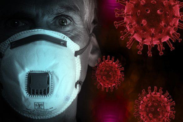 koronavirus covid-19 hoaxy a dezinformácie rúško