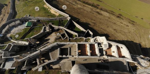 Spišský hrad virtuálna prehliadka