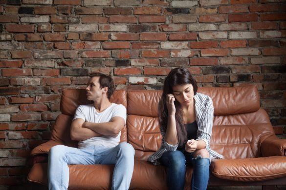 Počas koronavírusu je väčší počet rozchodov a rozvodov. Zdroj: https://www.freepik.com