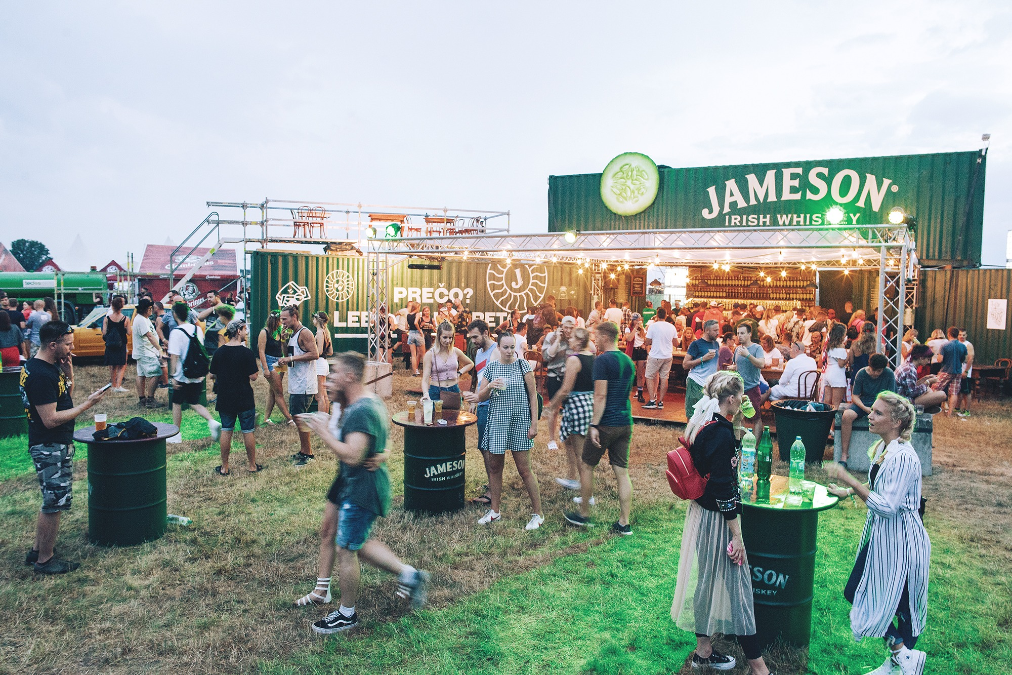 jameson na grape festival