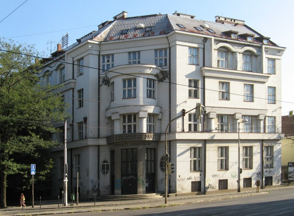 Lekárska fakulta v Bratislave