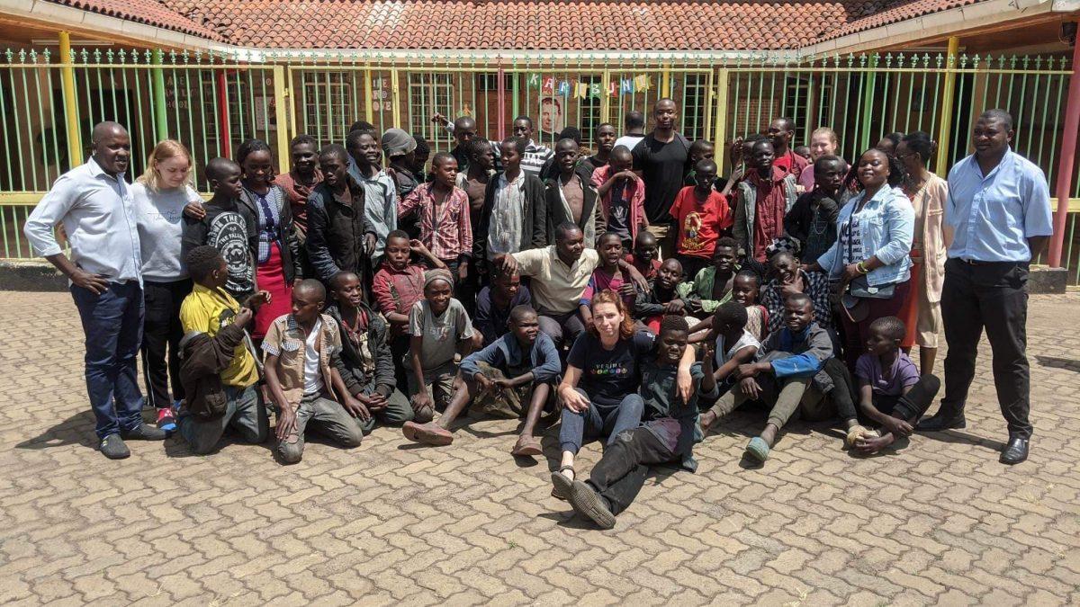 Dobrovoľníctvo v Afrike: Prvýkrát v živote som mala pocit, že robím niečo, čo má zmysel