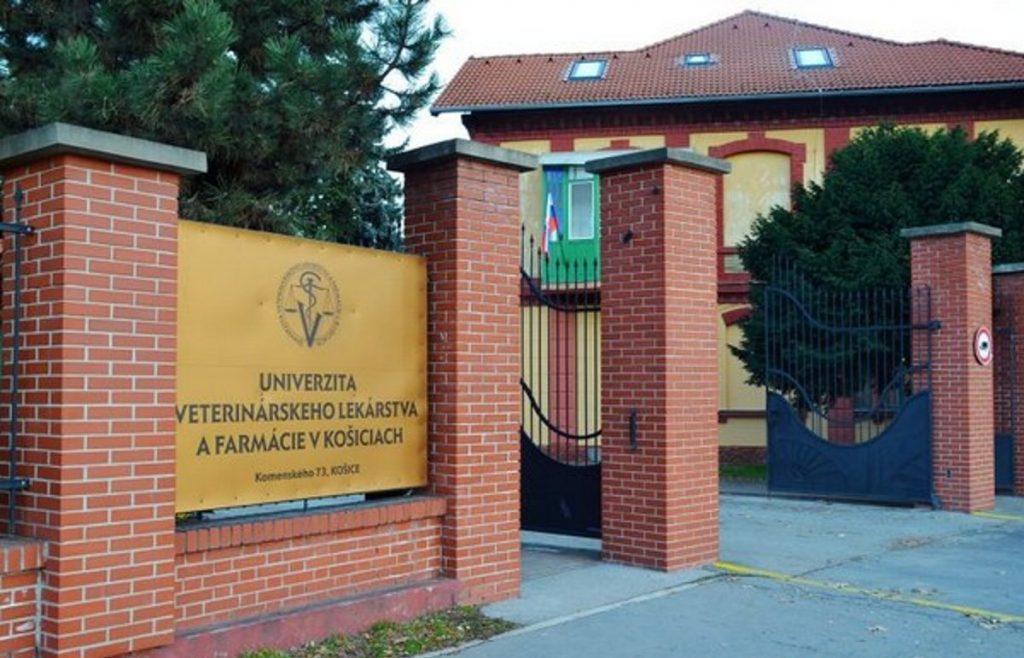 Univerzita veterinárneho lekárstva a farmácie v Košiciach