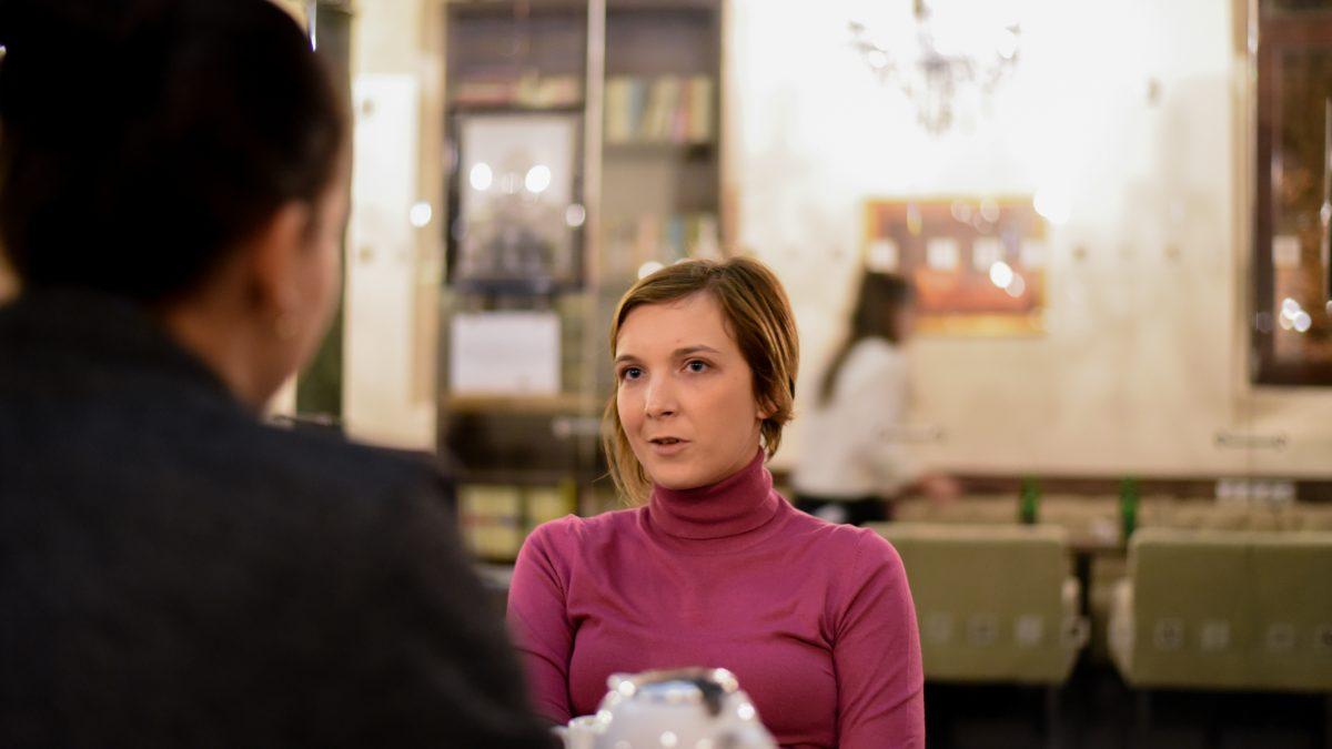 Šéfredaktorka The Slovak Spectator Terenzani: Myslím, že štúdium žurnalistiky má význam