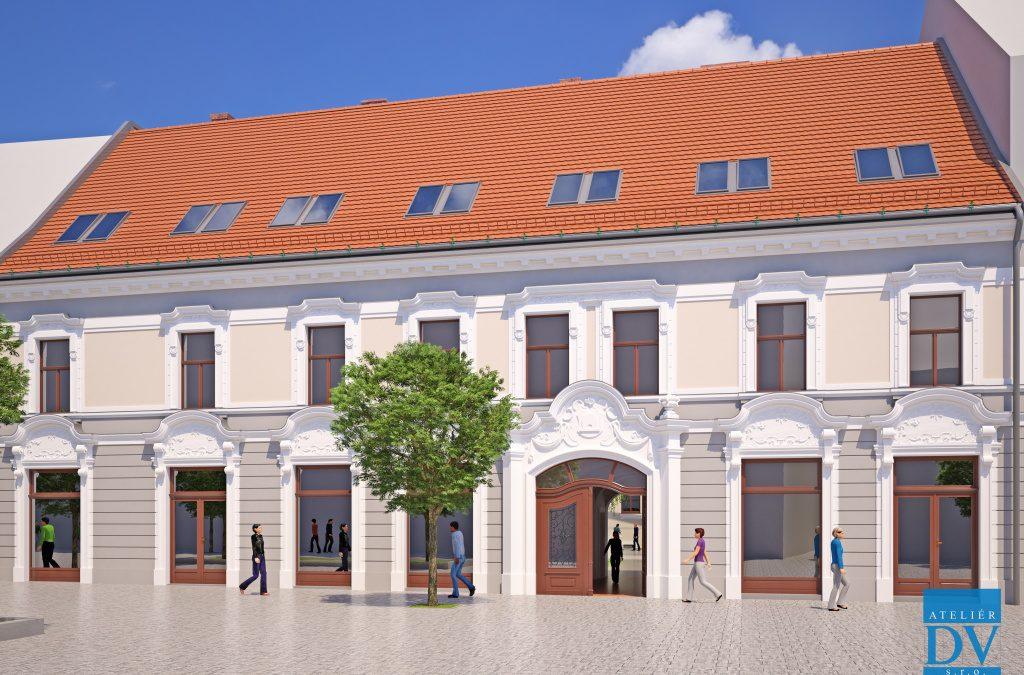V Trnave bude nové kultúrne centrum. Príležitosť ponúkne aj študentom