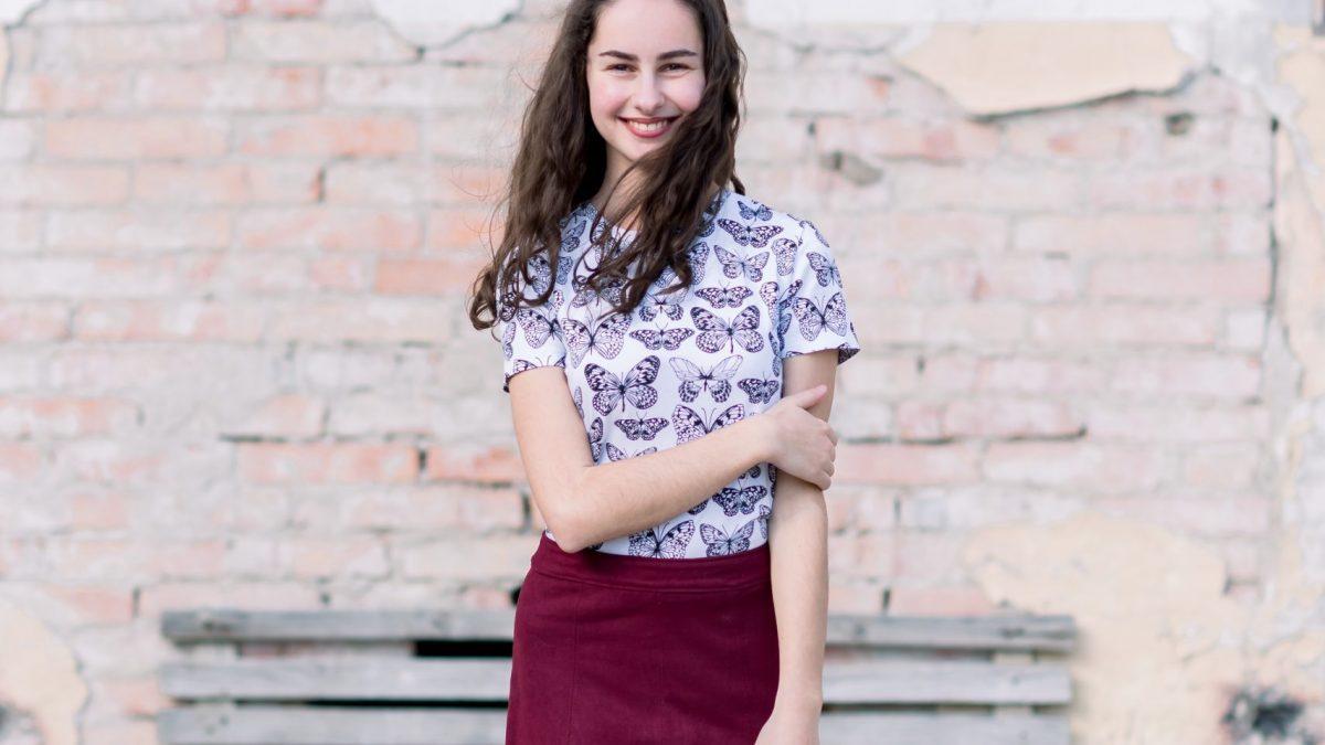 Študentka FMK Lucia Baťová: Písaním kníh si plním sen, no chcem si to udržať len ako hobby