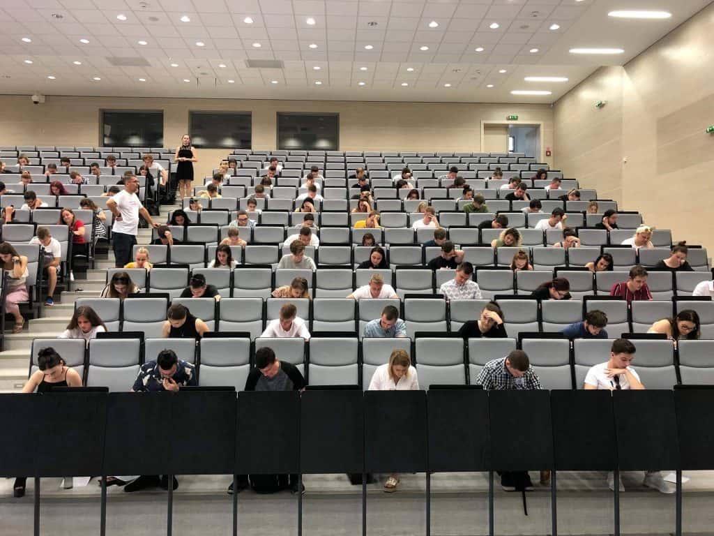 skúšky online