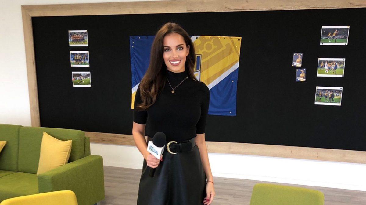 Športová redaktorka Simona Leskovská: Dnes už nie je nič, čo by žena nemohla robiť. Do športu určite patríme
