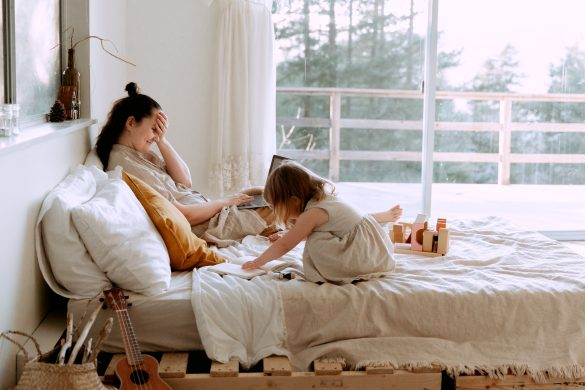 štúdium popri materstve