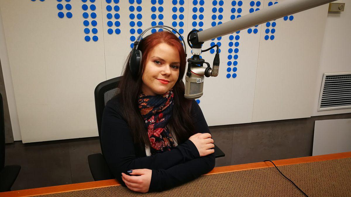 Dáša Omastová z Rádia Slovensko: Počas môjho prvého vysielania mi neskutočne bilo srdce a myslela som si, že skolabujem
