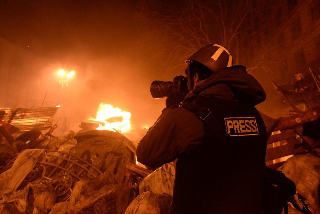 novinár