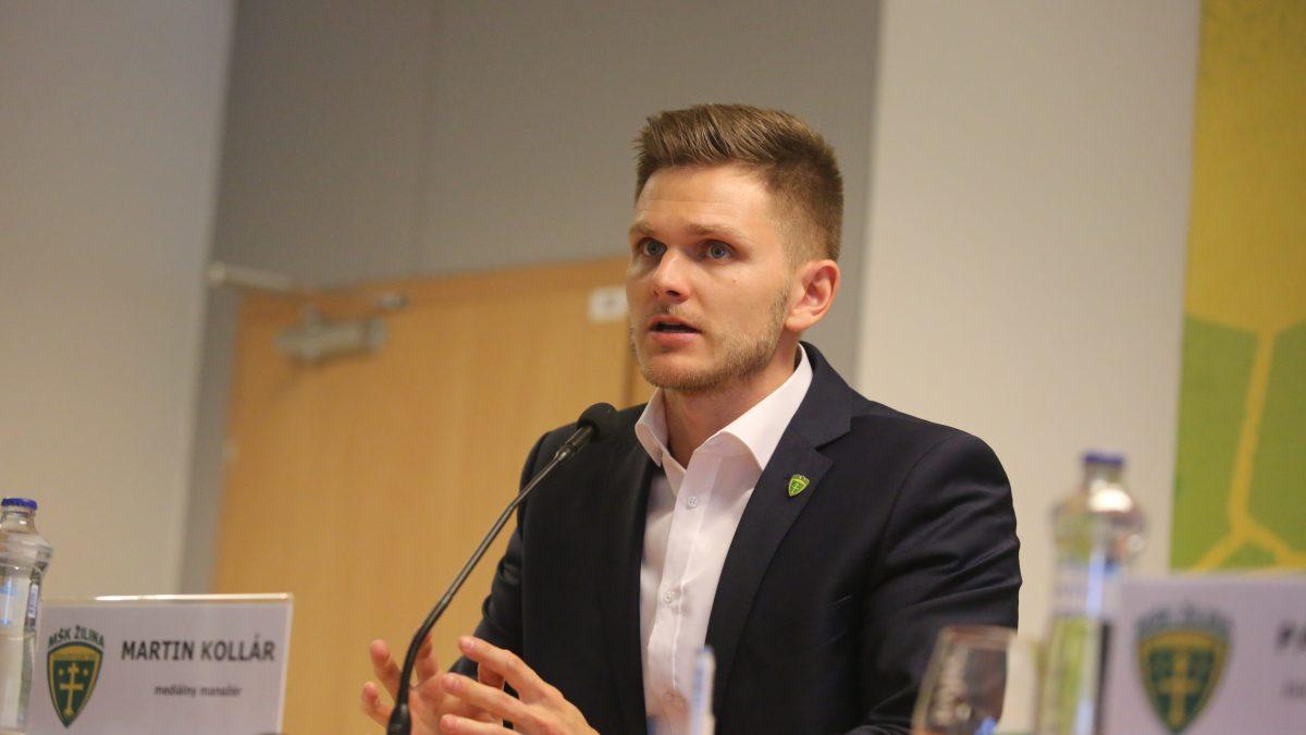 Mediálny manažér MŠK Žilina: Šport na Slovensku je o ľuďoch, ktorí mu obetujú svoj čas a financie