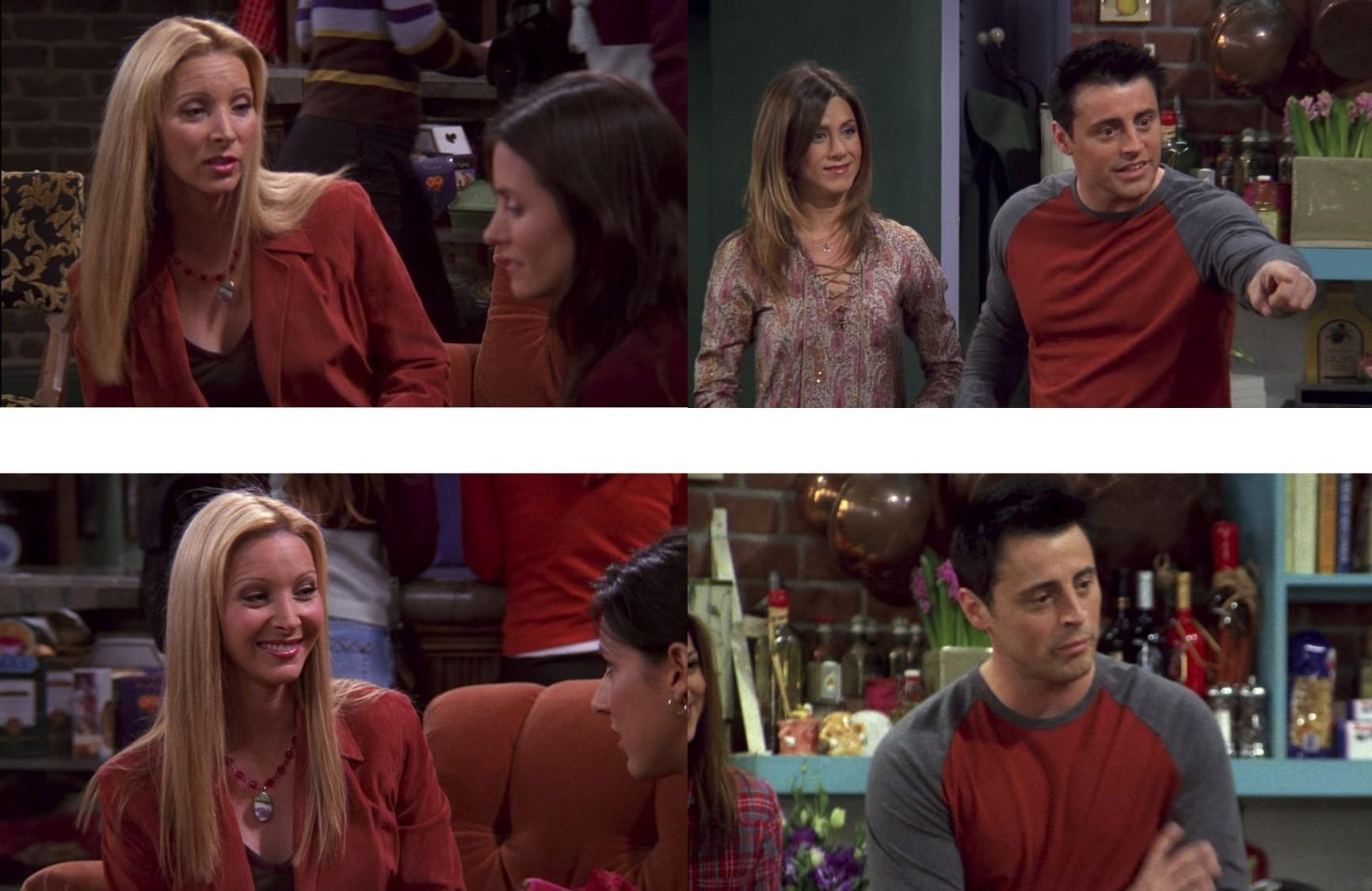 Iná Monica, iná Rachel