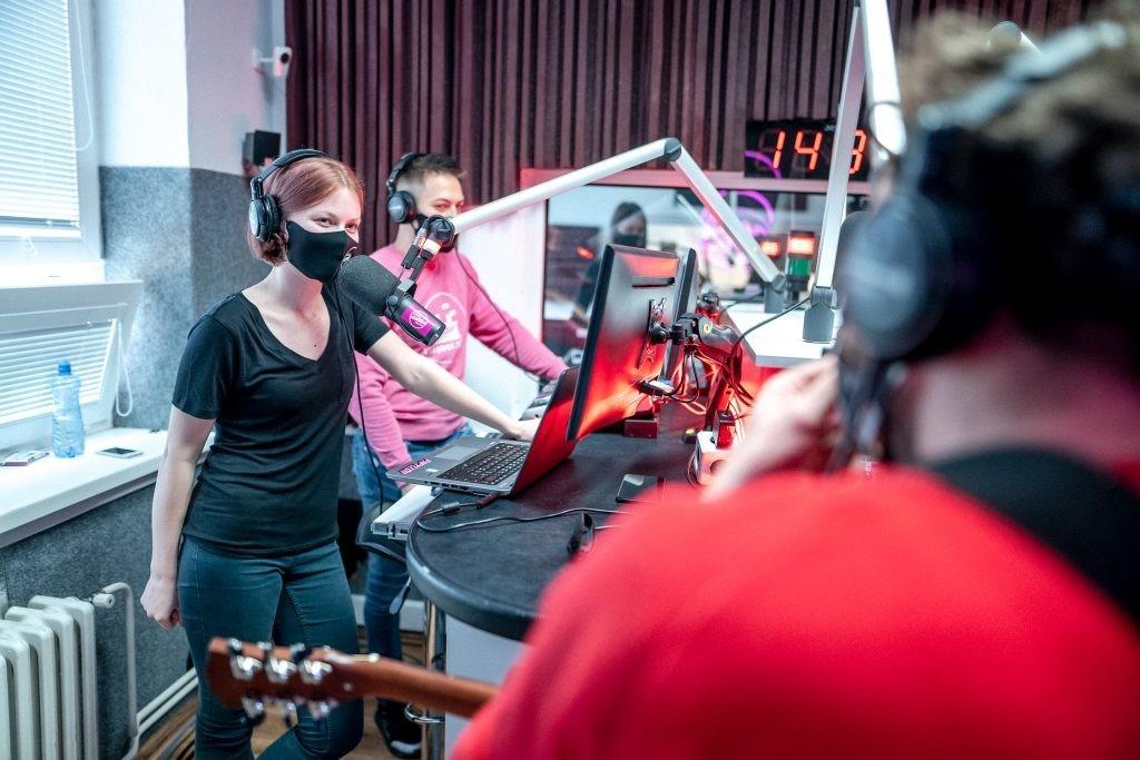 rádio Aetter