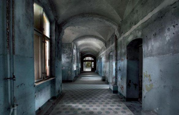 opustená budova