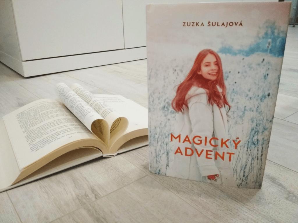 Kniha Magický Advent (2019)