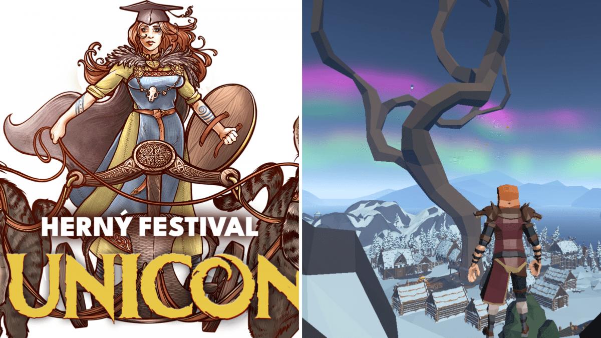 UniCon 2021: Takto vyzeral víkend vo virtuálnej vikingskej dedine