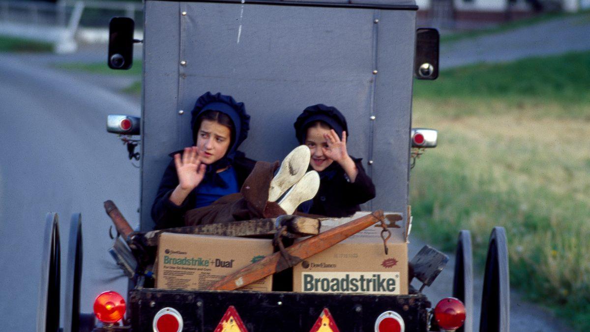 Akoby u nich zastal čas. Amiši žijú v uzavretých komunitách, sú verní tradíciám a elektrinu používajú obmedzene