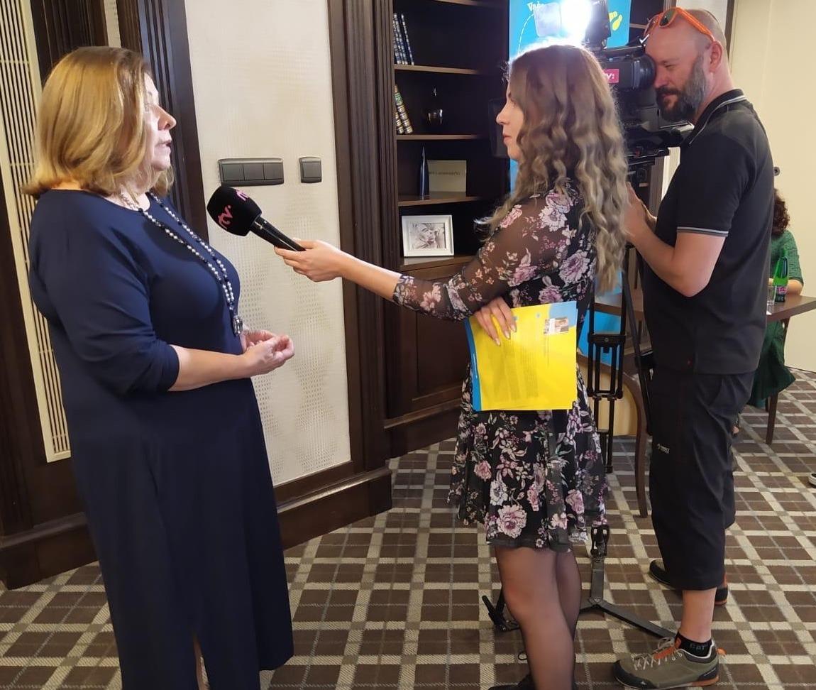 rozhovor RTVS