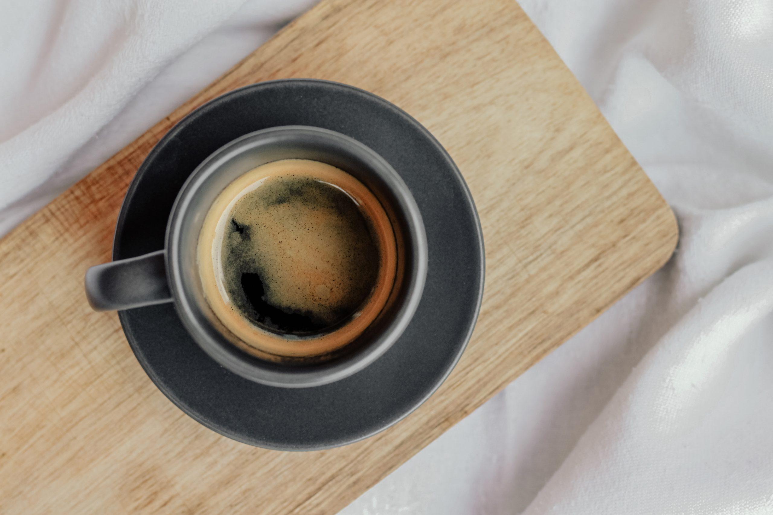 káva- zdroj kofeínu
