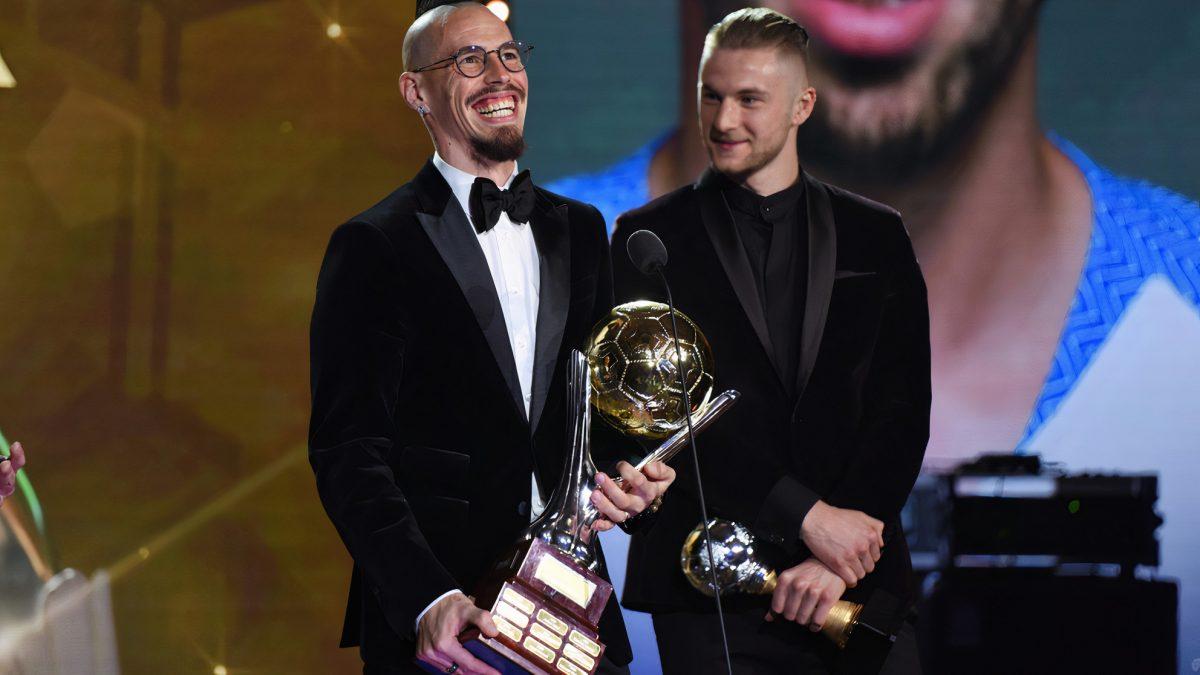 Futbalista roka 2020: Vo finálovej desiatke žiadne prekvapenia