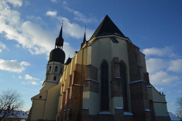 Otváranie kostolov počas pandémie na Slovensku