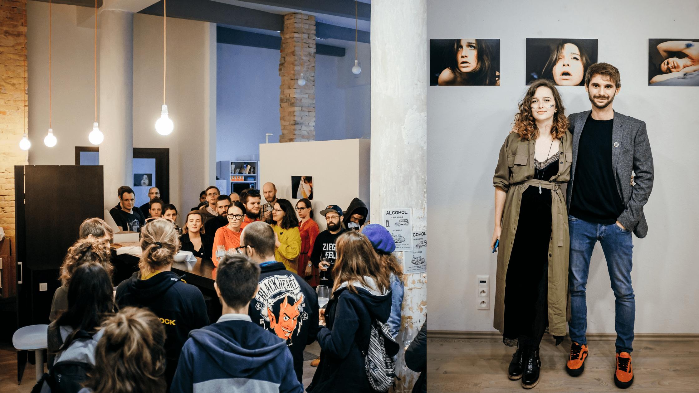vystava o zaber lahsia o dusevnom zdravi v atom gallery