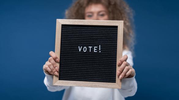 voľby do akademického senátu UCM
