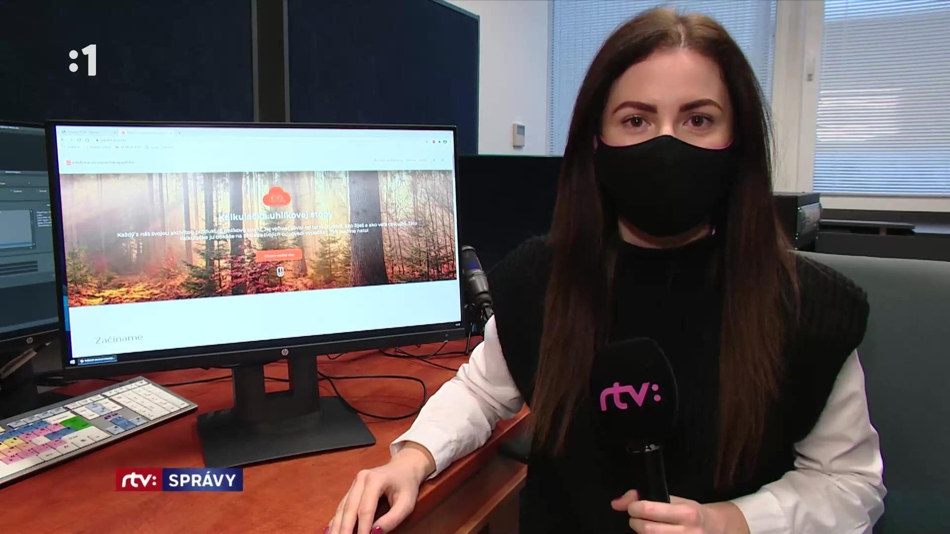 redaktorka RTVS