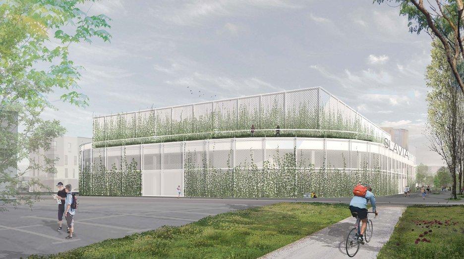 V Trnave vybudujú na mieste súčasnej športovej haly nové multifunkčné centrum