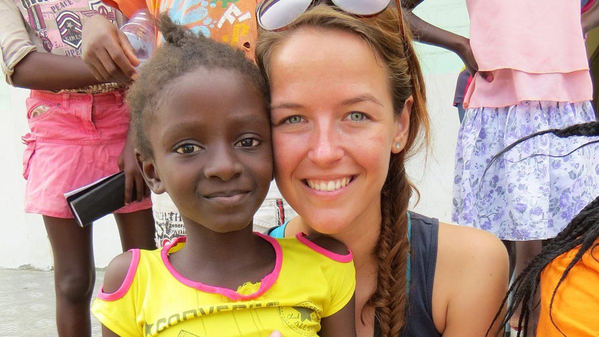 Ľudia v Afrike cítia stigmu z minulosti, moja misia bola aj o vzájomnom búraní predsudkov, hovorí Veronika