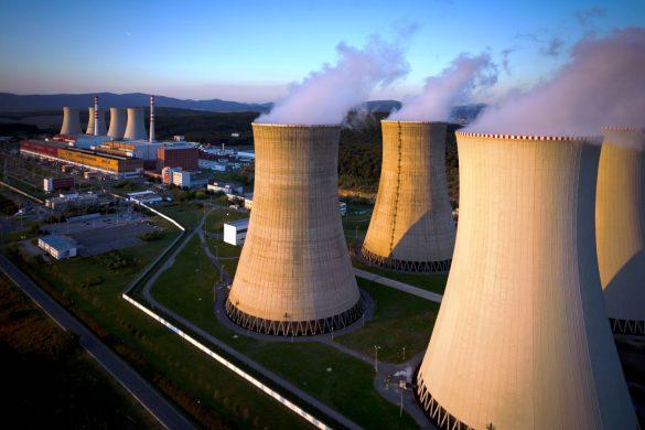 jadrová energia